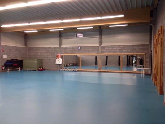 Sporthal Putte-Kapellen